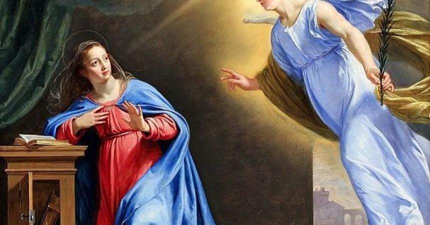 Blagovijest i čudesna selidba nazaretske kućice na Trsat i u Loreto