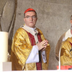 Kardinal Bozanić predvodio misu za domovinu