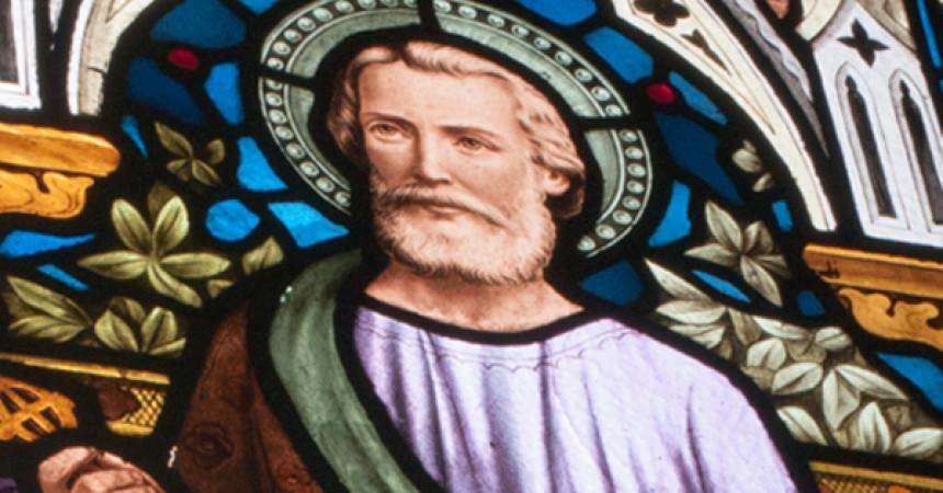 10 stvari koje možemo naučiti od svetog Petra