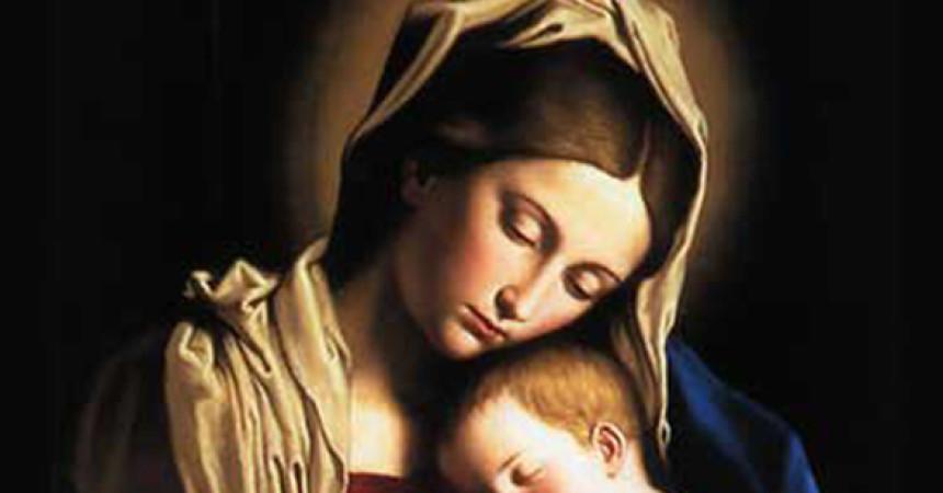 Imati Mariju za majku