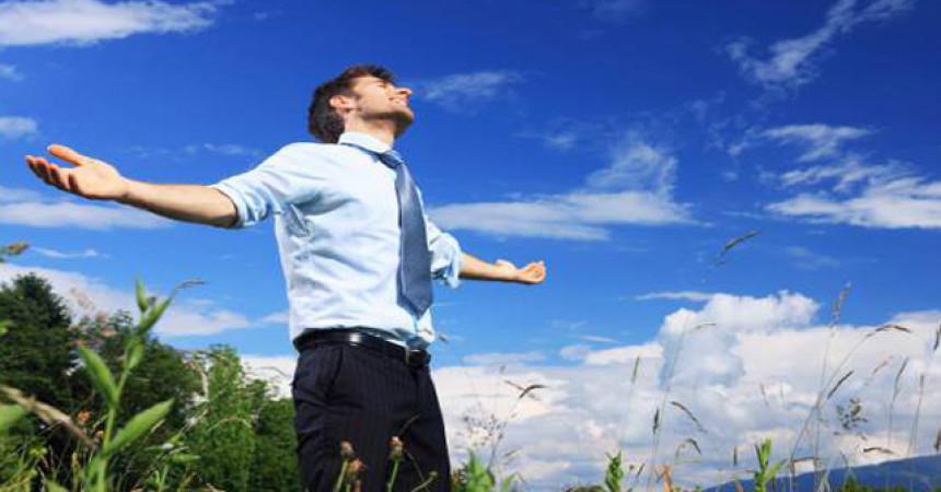 Ne trebaš tražiti posebna mjesta ni prilike, nego u svakom trenu možeš mahnuti rukom duha svom Ocu