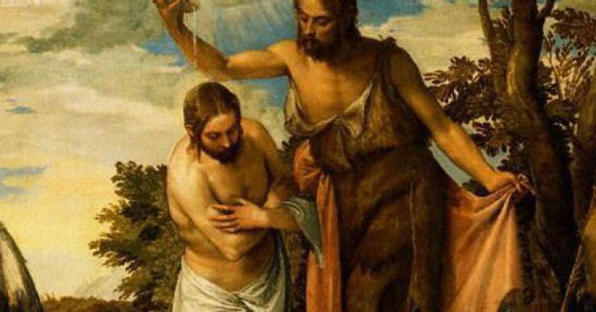 Krštenje Isusovo nam pokazuje da nas Bog ljubi!