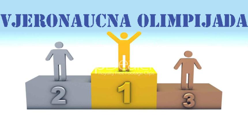 Rezultati Kaštelanske vjeronaučne olimpijade 2019.