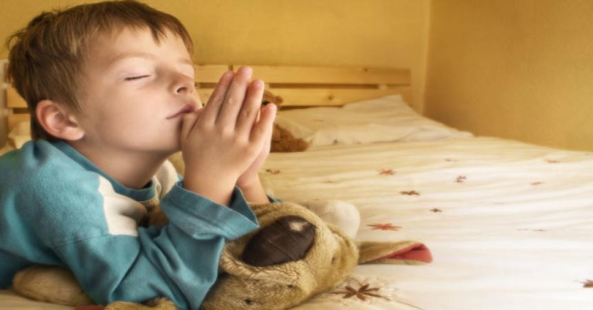 S dječjom jednostavnošću imati pouzdanje u Boga