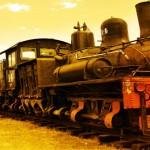 Život je poput putovanja u vlaku
