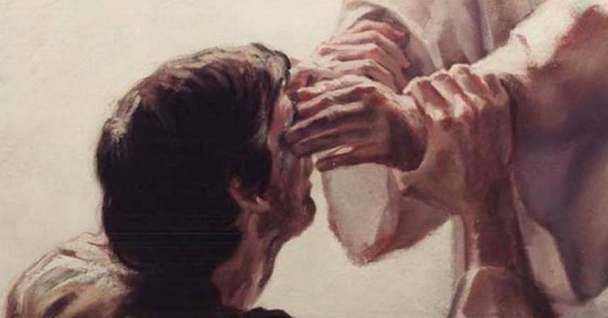 Gledajući Isusa progledajmo očima duše!