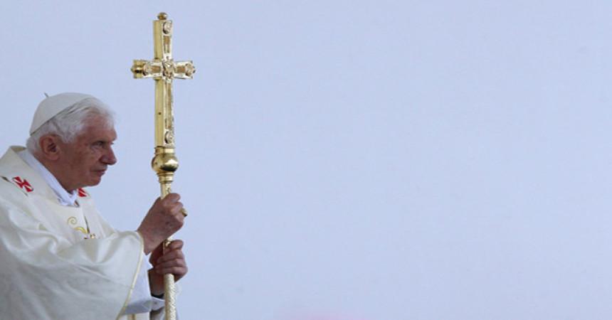 Križni put pape Benedikta XVI