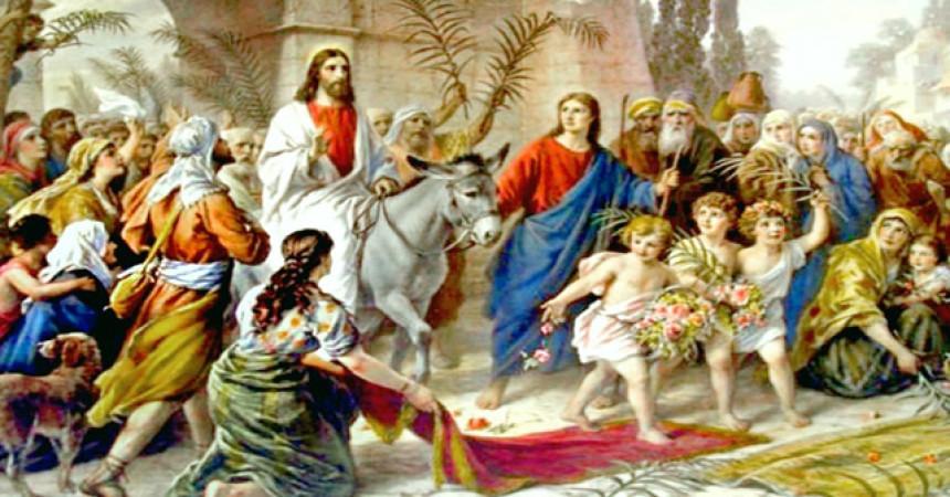 U ISUSOVOM ISKUSTVU LJUDSKE PROSLAVE I ODBAČENOSTI, ISUS JE POSTAO DIONIK SVIH NAŠIH PROSLAVA I ODBAČENOSTI