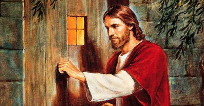 Uskrsnuo je, nije ovdje! – A gdje je on? – On je u vašemu životu!