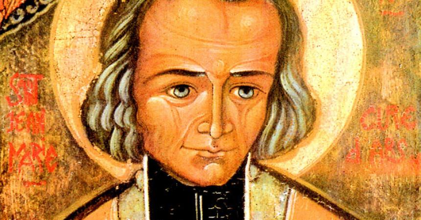 Ivan Marija Vianney: Blago kršćaninovo nije na zemlji