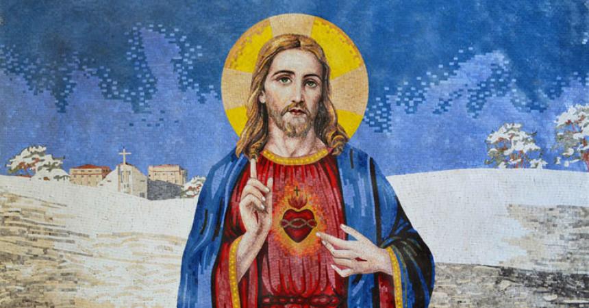Isuse, uđi u moje srce!