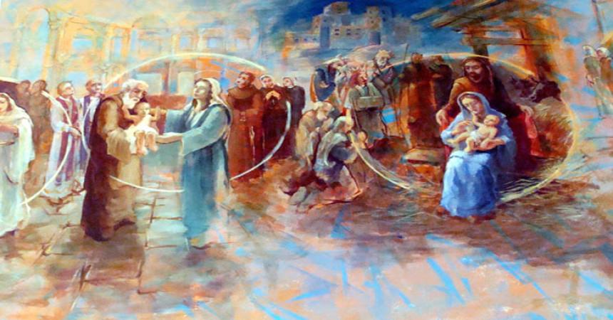 Bog kojega tražimo – razmatranja uz Radosna otajstva