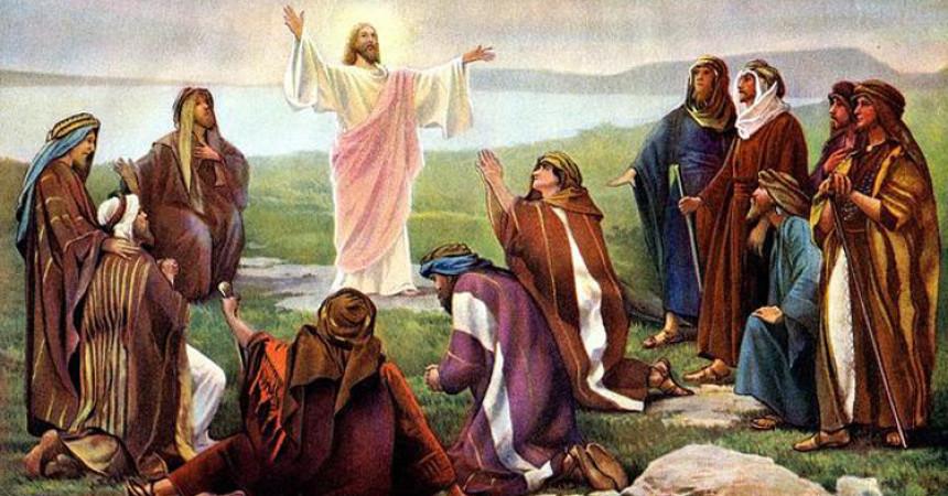 KRISTOVO UZAŠAŠĆE I NAŠE JE UZDIGNUĆE