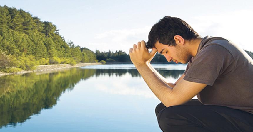 Moliti, disati i živjeti