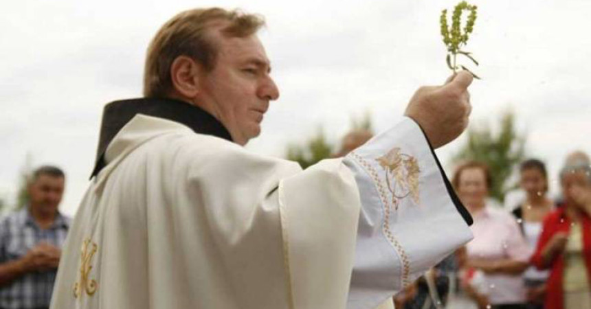 Fra Ivo Pavić: Svaka duša čezne za Bogom i svaka koja dolazi ovdje mi je dragocjena!