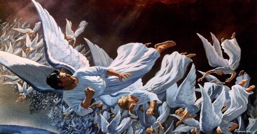 Pad anđela unatoč Božjoj ljubavi
