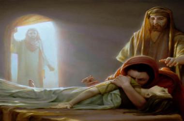 ISUS KAŽE ŽENI: VJERA TE TVOJA SPASILA! VJERA, A NE NEKI MAGIJSKI ČIN
