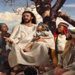 BOG I DANAS NASTAVLJA GOVORITI I DJELOVATI U ONOM U ČEMU GA LJUDI NAJMANJE TRAŽE I VIDE