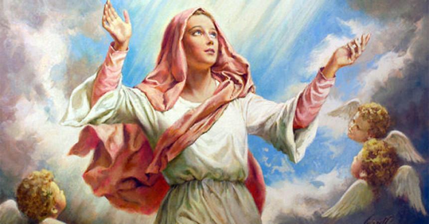Uznesenje Marijino nas podsjeća da naš život ne završava na zemlji