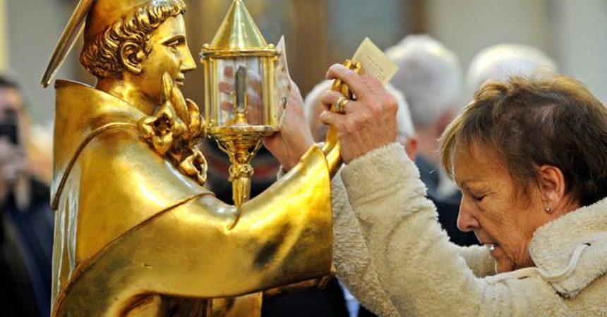 48 godina neraspadnuto tijelo sv. Padre Pija i 785 godina neraspadnut jezik sv. Ante