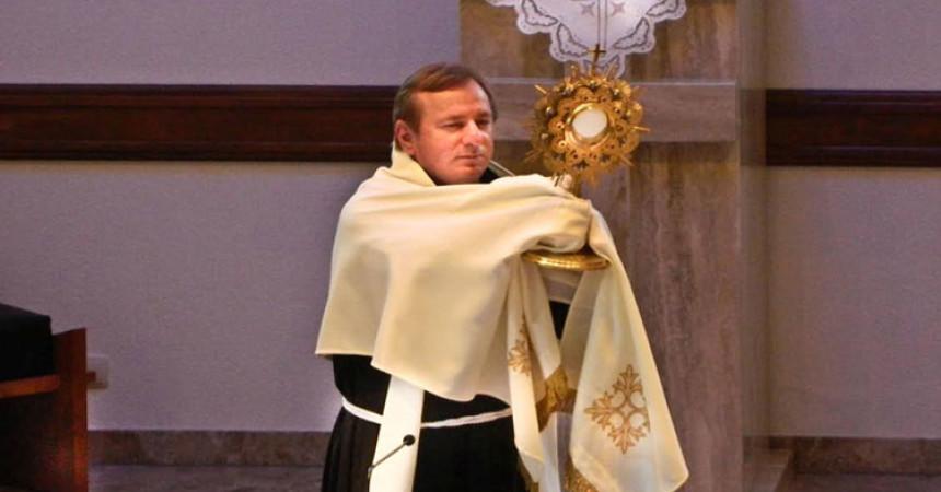 Fra Ivo Pavić: Nastojim služiti Bogu, ljubiti ga i sve mu predati u životu