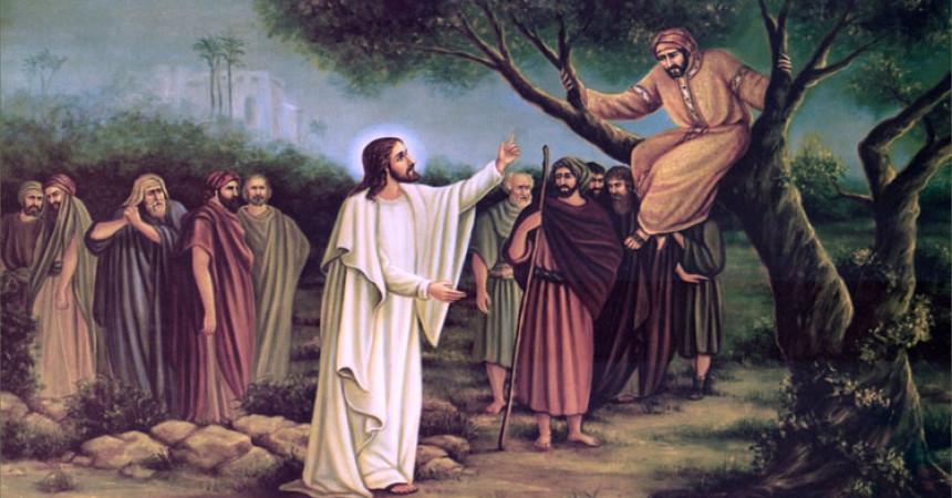 Susret pun sućuti i razumijevanja – Zakejev i naš susret s Isusom