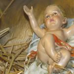 Kip maloga Isusa je plakao krvavim suzama