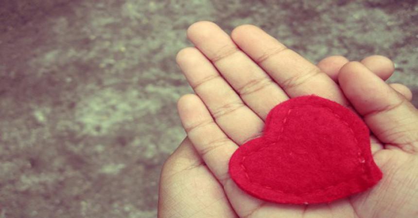 Kad shvatim da Bogu ne mogu ništa drugo dati doli svoje srce…