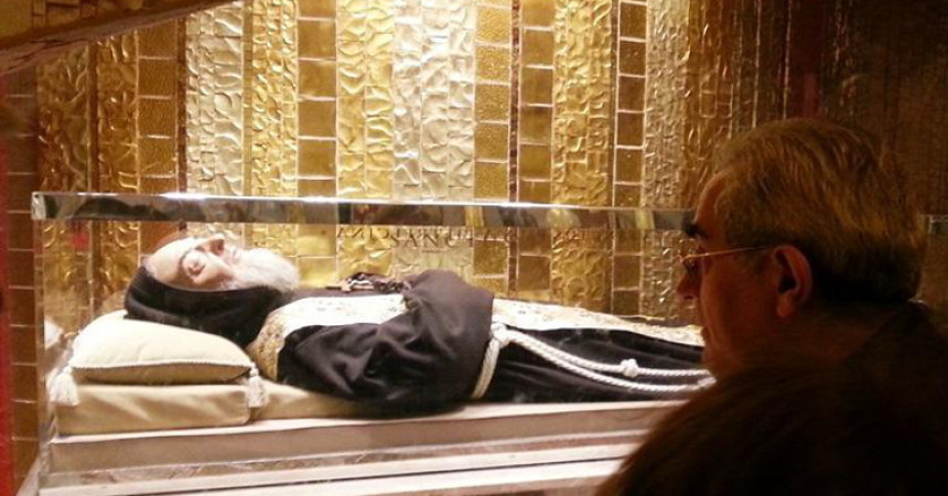 Neraspadnuta tijela sv. Padre Pija i sv. Leopolda Mandića bit će izložena u Rimu