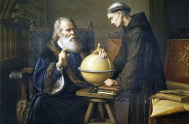 Galileo Galilei i Dan Brown