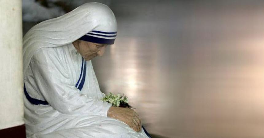 Majka Terezija: Isuse, ostani sa mnom i sjat ću tvojom svjetlošću