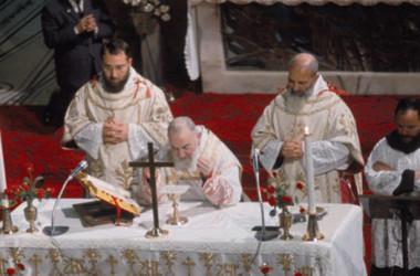 VIDEO: Padre Pio slavi zadnju misu