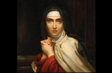Duhovnost sv.Terezije Avilske: Kontemplativna molitva