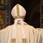 Treća godina pontifikata pape Franje