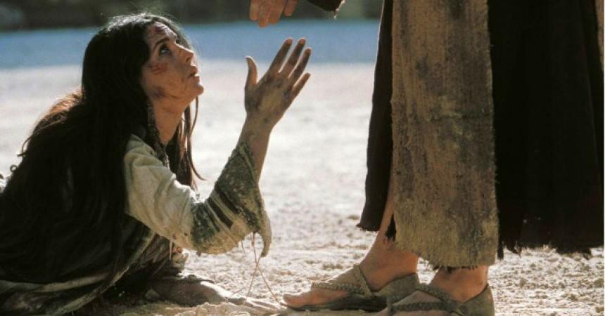 Kada Isus uzima moj grijeh shvaćam koliko me voli!