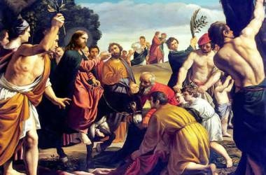 Ulazak u Jeruzalem nema ništa s trijumfalizmom, Isus ulazi s velikom poniznošću na magarcu!