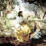 Ponekad trebamo ostaviti sve što činimo i pronaći vremena za biti s Bogom u molitvi i s drugima u razgovoru