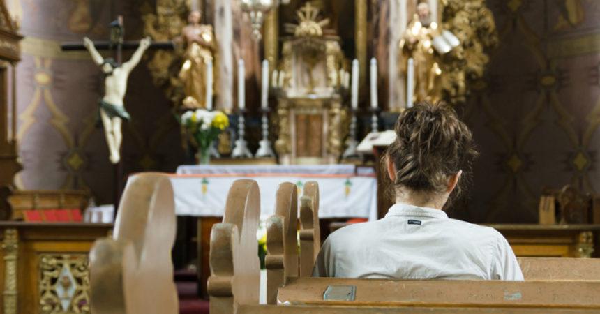 Mijenja li te molitva? Ako ne, moliš li onda?