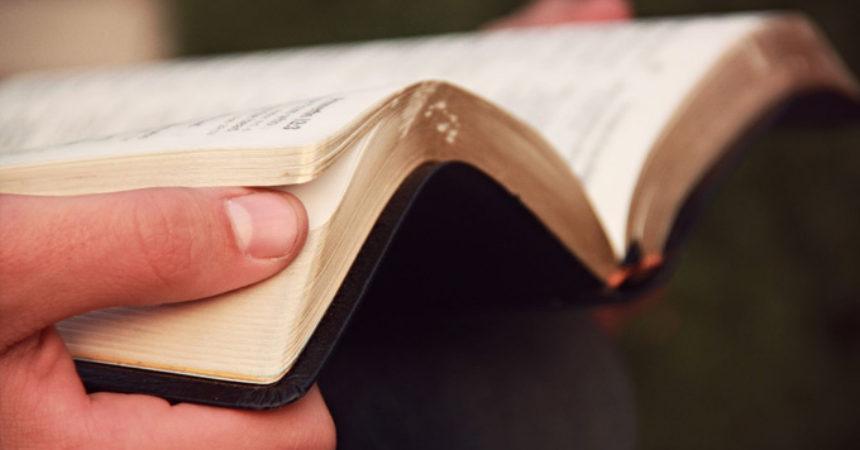 Čitati Sveto pismo – Božju Riječ