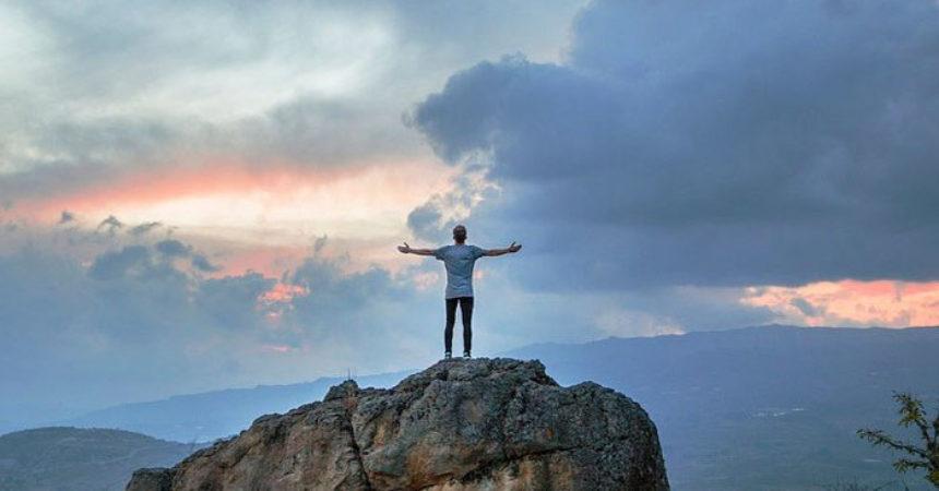 Učinimo iskorak prema Bogu!