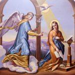 Navještenje – Vječni je započeo živjeti u vremenu!