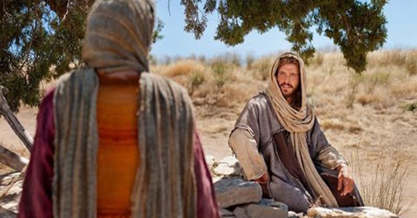 Uzmimo vrč svoje praznine i donesimo ga pred Isusa da ga napuni živom vodom!