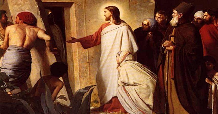 Isus silazi u kaljužu naših grijeha i nanovo nas postavlja na noge!