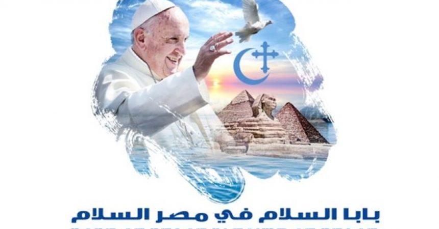 Papa u Egiptu – susreti i govori