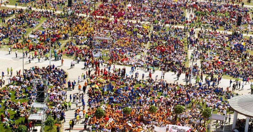 Susret hrvatske katoličke mladeži: Danas se u Vukovaru očekuje 30 tisuća mladih iz cijele Hrvatske