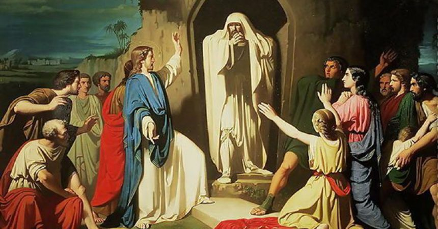 Samo kad nas Isus pozove doći ćemo iz smrti u život, bit ćemo probuđeni u novi život!