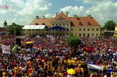 Održan 10. jubilarni susret hrvatske katoličke mladeži u Vukovaru