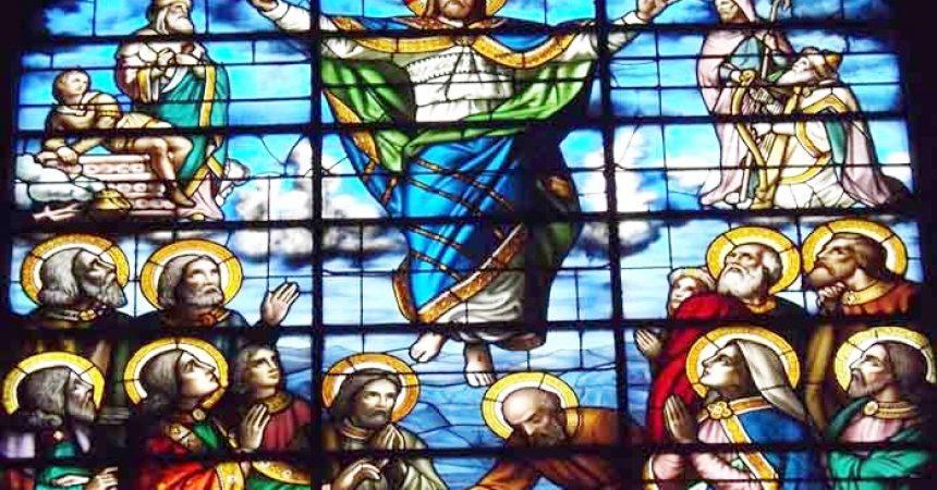 Kristovo nas uzašašće upozorava da svoj pogled moramo dignuti prema nebu!