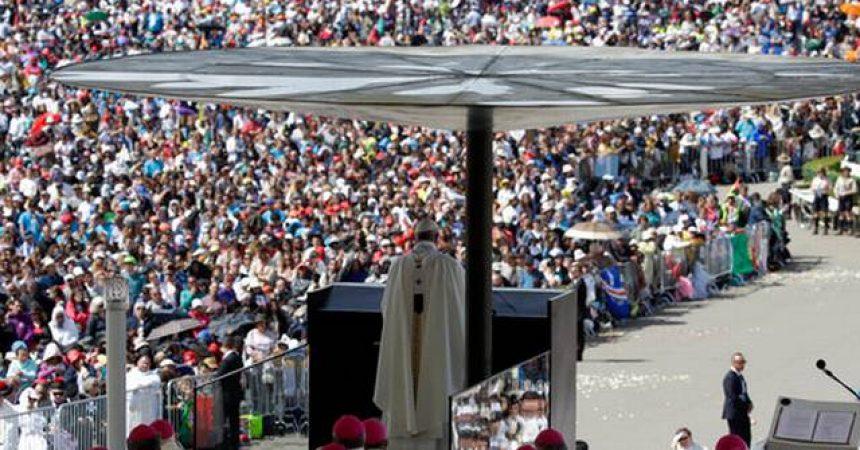 Papa Franjo proglasio svetima dvoje pastira iz Fatime!
