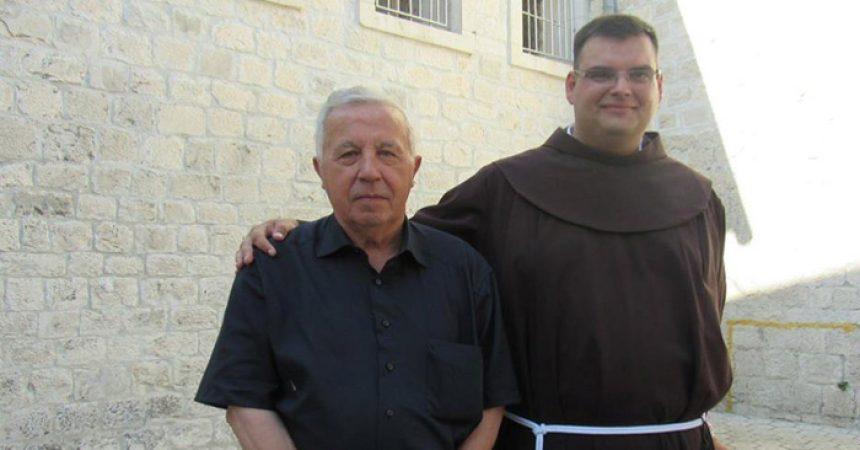 Propovijed Luke Vuce na drugoj mladoj misi fra Marija Leme